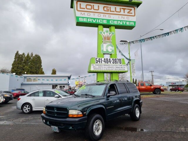 1999 Dodge Durango  Eugene OR