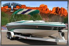 1999 Essex Monarch 23 Performance Boat