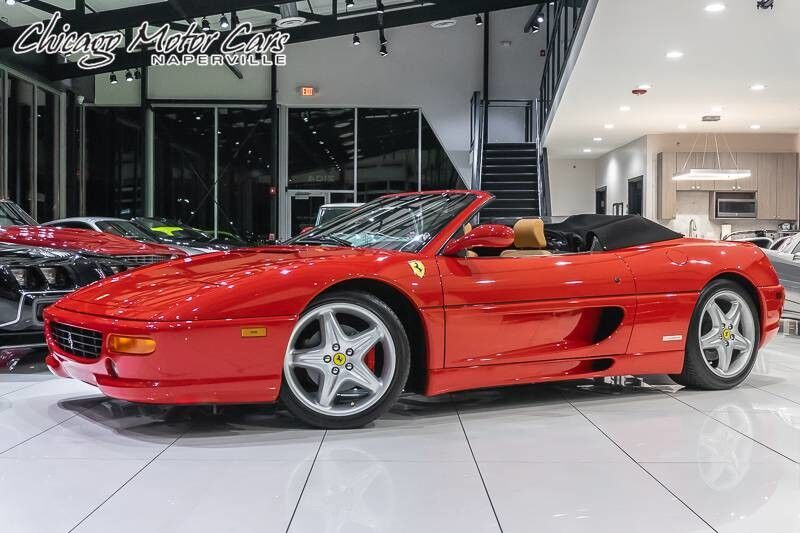 1999_Ferrari_355_F1 Spider **Only 4k Miles**_ Chicago IL