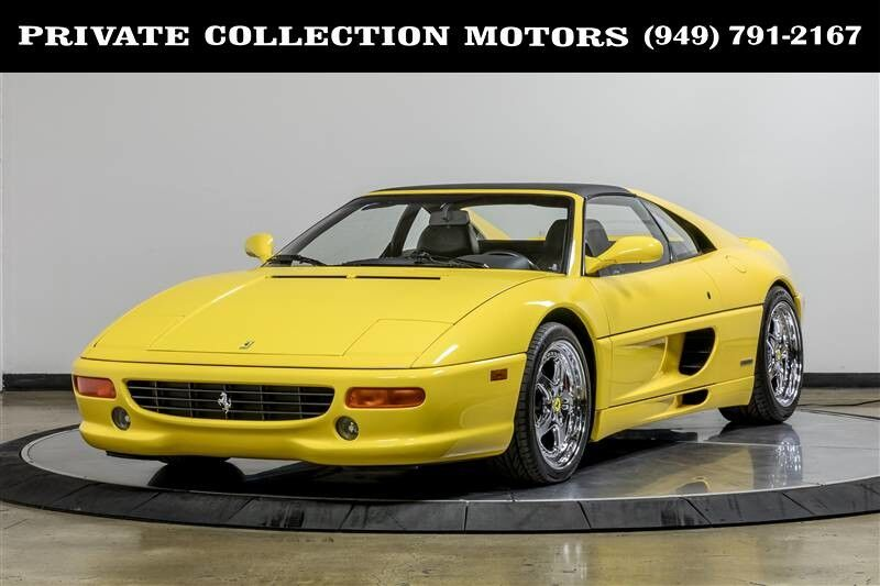 1999_Ferrari_F355 F1 GTS_1 Owner Clean Carfax California Car_ Costa Mesa CA
