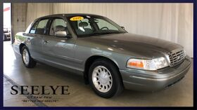 1999_Ford_Crown Victoria_LX_ Kalamazoo MI