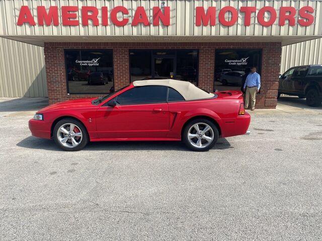 1999 Ford Mustang Cobra Brownsville TN