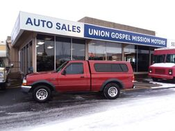 1999_Ford_Ranger_XLT Reg. Cab Short Bed 2WD_ Spokane Valley WA