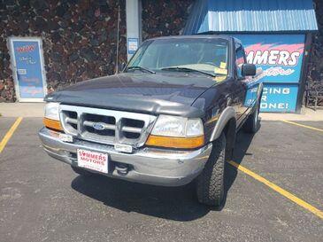 1999_Ford_Ranger_XLT Reg. Cab Short Bed 4WD_ Saint Joseph MO