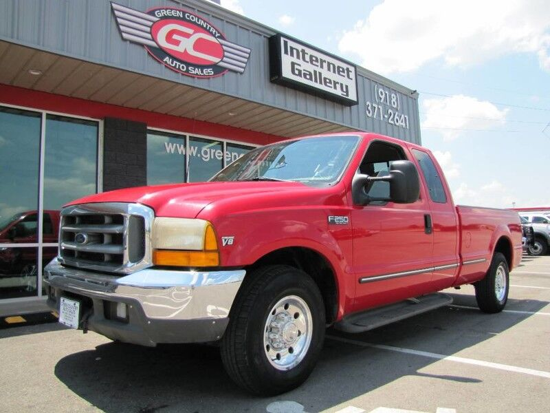 1999 Ford Super Duty F-250 2WD Diesel 6-Speed
