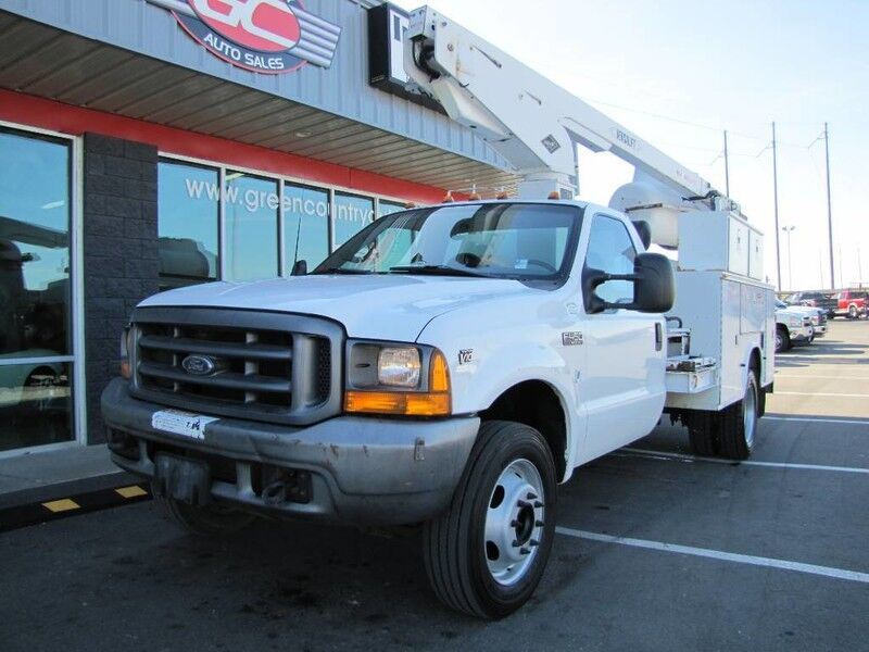 1999 Ford Super Duty F-450 V10 Utility