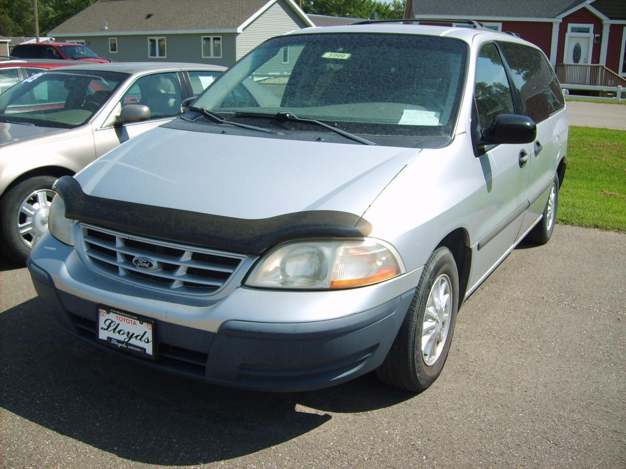 used 1999 ford windstar lx in jamestown nd 1999 ford windstar lx