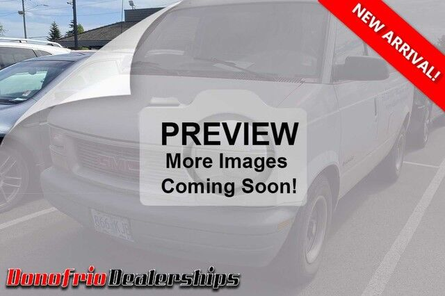 1999 GMC Safari Cargo Van Salem OR