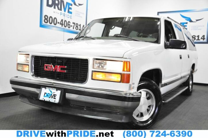 1999 GMC Suburban 1500 164K MILES CRUISE CONTROL TOWING RUNBOARDS PWR ACCESS Houston TX