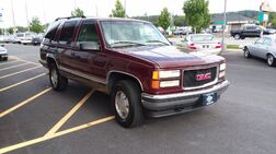 1999_GMC_Yukon_SLE 4WD_ Spokane Valley WA