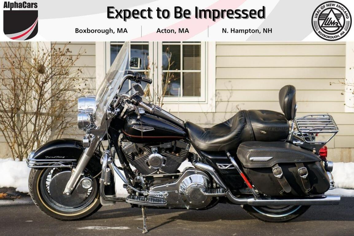 1999 Harley-Davidson FLHRCI Road King Classic Boxborough MA