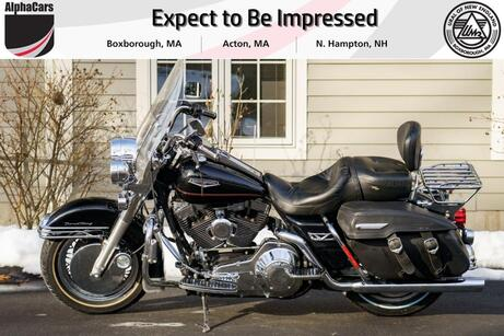 1999 Harley-Davidson FLHRCI Road King Classic Boxborough MA