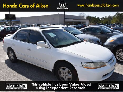 1999_Honda_Accord_EX V6_ Aiken SC