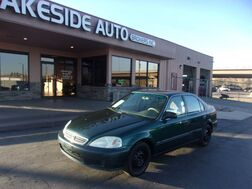 1999_Honda_Civic_LX sedan_ Colorado Springs CO
