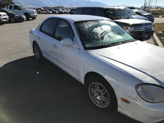 1999 Hyundai Sonata GL North Logan UT