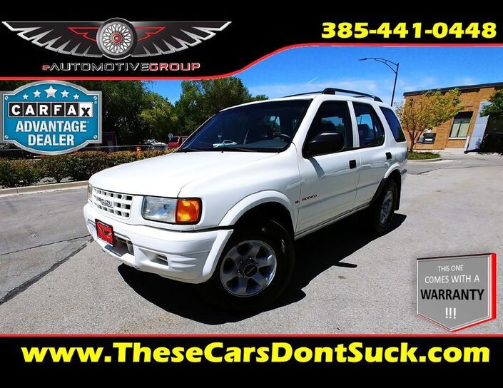 1999 ISUZU RODEO S Sandy UT