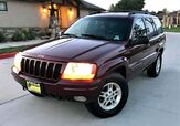 1999 Jeep Grand Cherokee Limited Sport Utility 4D