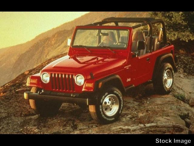 1999 Jeep Wrangler SE Indianapolis IN