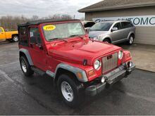 1999_Jeep_Wrangler_SE_ Richmond IN