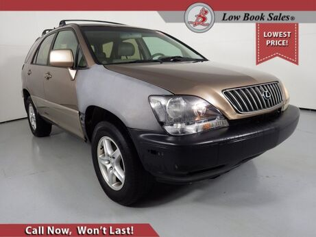 1999_Lexus_RX 300 LUXURY SUV__ Salt Lake City UT