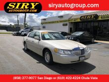 1999_Lincoln_Town Car_Cartier_ San Diego CA