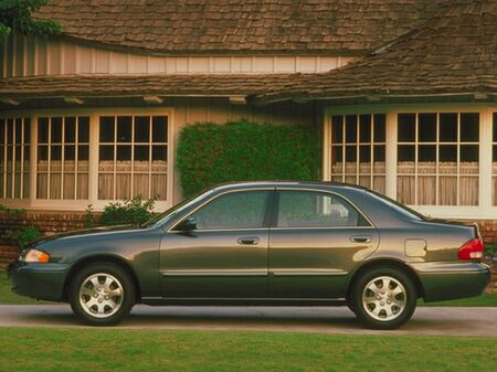 1999_Mazda_626__ Salisbury MD