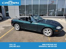 1999_Mazda_MX5 Miata_Convertible Automatic *Clean Carproof/Extremely Low KMs*_ Winnipeg MB