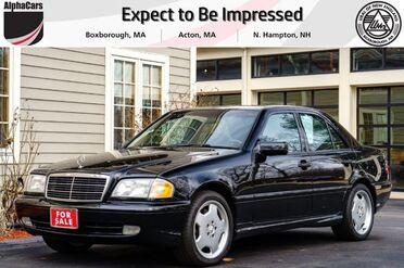 1999_Mercedes-Benz_C43_AMG_ Boxborough MA