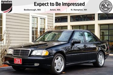 1999_Mercedes-Benz_C43_AMG_ Boxborough MA