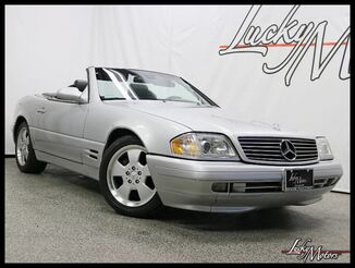 1999_Mercedes-Benz_No Model_SL500 ROADSTER_ Villa Park IL