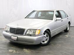 1999_Mercedes-Benz_S-Class_S420 V8_ Addison IL