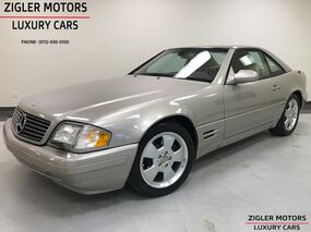 Mercedes-Benz SL 500 Sport Package 33000 miles Garage kept NICE! 1999