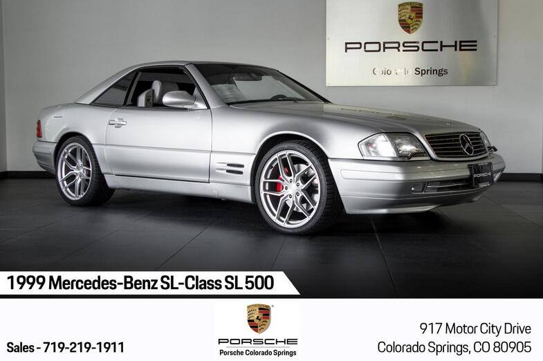 1999 Mercedes-Benz SL-Class SL 500 Colorado Springs CO