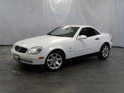 1999_Mercedes-Benz_SLK-Class_SLK230 Roadster Kompressor Convertible **Manual Transmission ** Low Miles**_ Addison IL