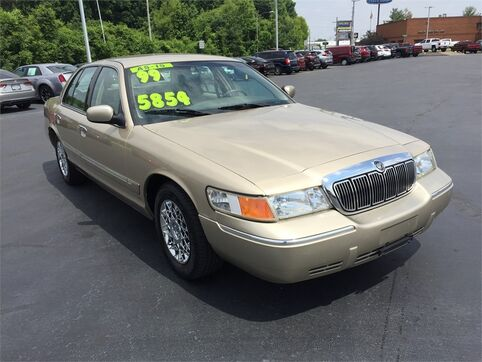1999_Mercury_Grand Marquis_GS_ Evansville IN