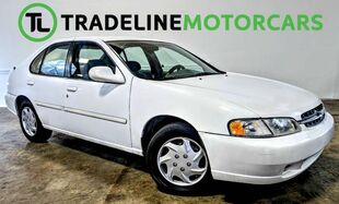 1999_Nissan_Altima_GXE POWER WINDOWS, BLUETOOTH, CRUISE CONTROL AND MUCH MORE!!!_ CARROLLTON TX