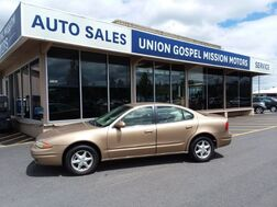 1999_Oldsmobile_Alero_GL Sedan_ Spokane Valley WA