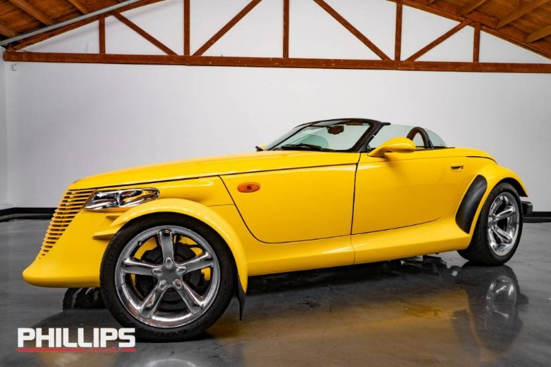 1999 Plymouth Prowler Newport Beach CA