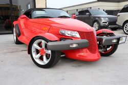 Plymouth Prowler 1 OWNER CLEAN CARFAX  1999