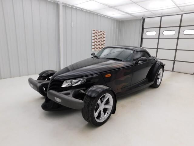 1999 Plymouth Prowler 2dr Roadster Manhattan KS