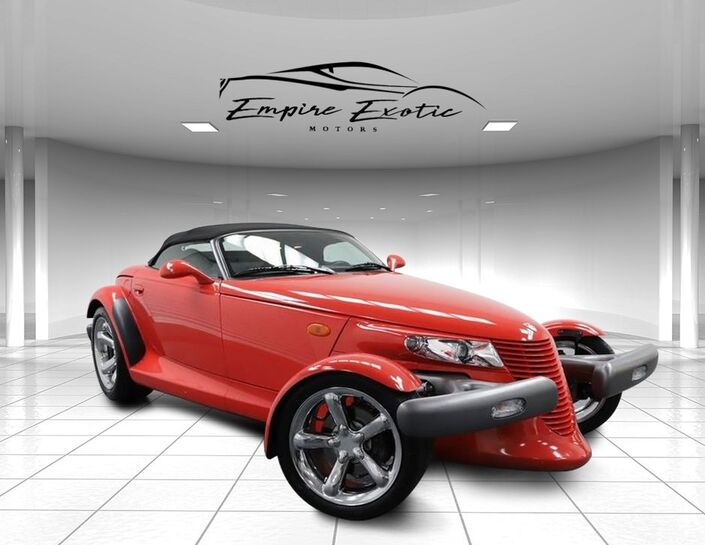 1999 Plymouth Prowler ONLY 7400 MILES! Addison TX