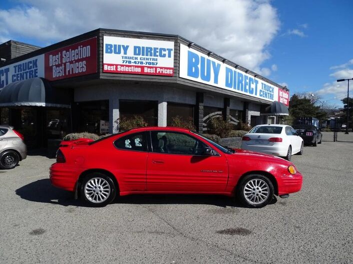 1999 Pontiac Grand Am SE Kelowna BC