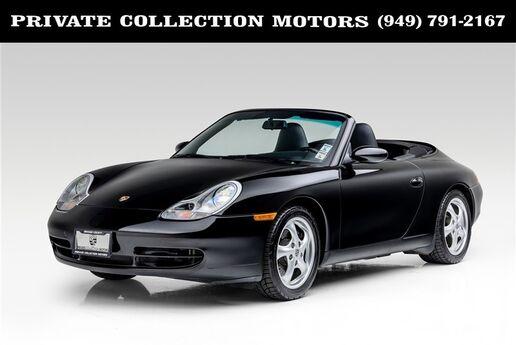 1999 Porsche 911 Carrera  Costa Mesa CA