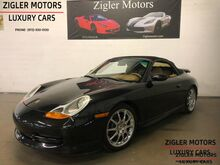 1999_Porsche_911 Carrera Conv Factory Aero kit 6-Speed Manual_1 Owner Clean Carfax_ Addison TX