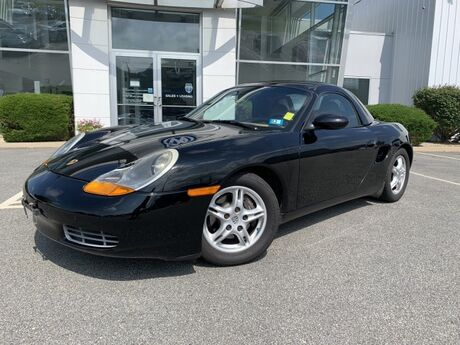 1999 Porsche Boxster  Keene NH