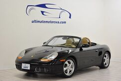 1999_Porsche_Boxster_5 Speed Manual_ Midlothian VA