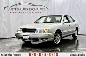 1999_Toyota_Avalon_3.0L V6 Engine XLS w/ Power Sunroof, Platinum Edition_ Addison IL