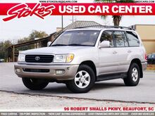 1999_Toyota_Land Cruiser_Base_ Augusta GA