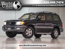 1999_Toyota_Land Cruiser_LEATHER SUNROOF_ Chicago IL
