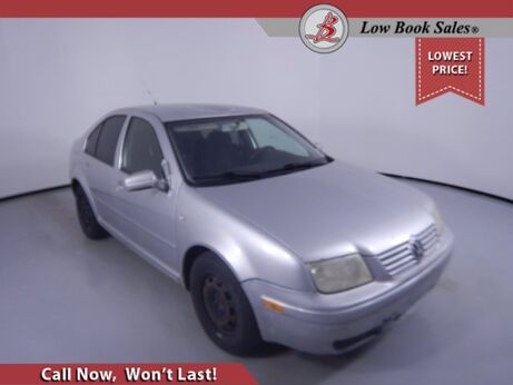 1999_Volkswagen_Jetta_GL_ Salt Lake City UT